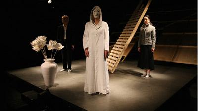 Aminadab, performed by Ami Theatre Company, Tokyo.