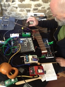 Mick O'Shea's palette of sound