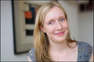Beatrice Hitchman. Photo: Sarah Lee.