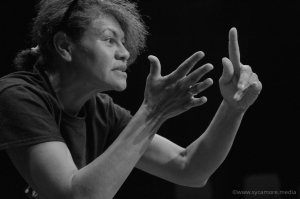 'At the end of my hands'. Equal Voices Arts. Photo: Sycamore Media