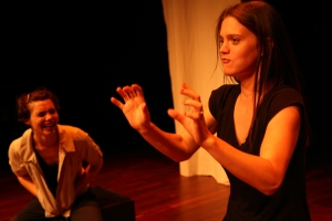 'At the end of my hands', Equal Voices Arts. Photo: Sycamore Media.