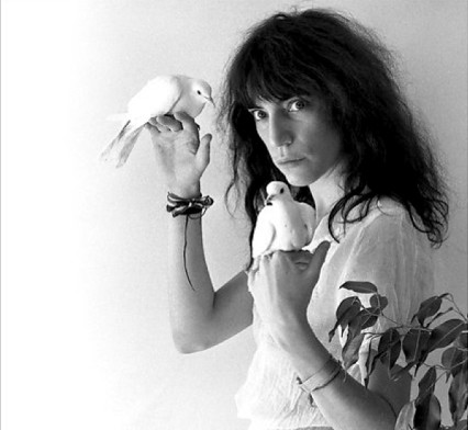 Patti Smith by Mappleworth