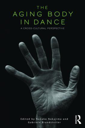 Kazuo Ohno's hand by Takayuki Nakatake